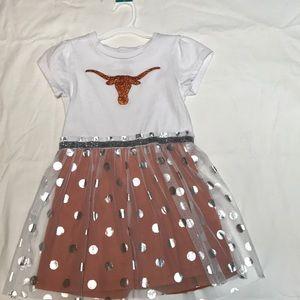Other - UT Longhorns dress